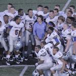 Danville Admirals Football 2013 vs Franklin-Simpson – Video