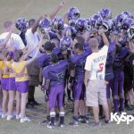Campbellsville MS Eagles Beat Russell – Improve to 10-0