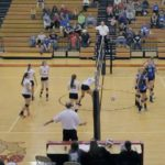 LaRue County vs Bethlehem – HS Volleyball 2013 – (Regionals) – Video