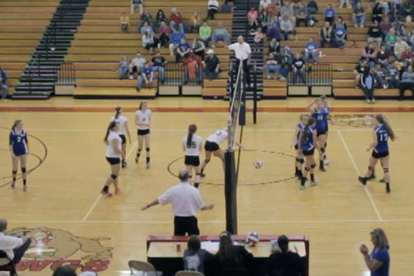 5th region volley tournament