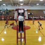 Green County vs Taylor County – HS Volleyball 2013 – Video