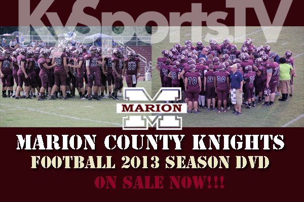 Marion County Knights Football 2013