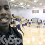 Bryce Byrd – Eastern Eagles Basketball vs Apollo (scrim) – Video