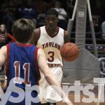 Adair County vs Taylor County – HS Boys Basketball 2013-14 (District) – VIDEO