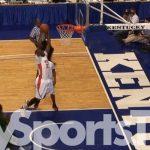 Jaqualis Matlock Breakaway Dunk At Sweet 16 – VIDEO