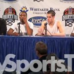 Bowling Green Postgame Press Conference vs Covington Cath (Sweet 16) – VIDEO