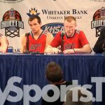 Scott Co Postgame Press Conference vs Trinity (Sweet 16) – VIDEO