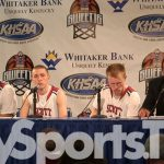 Scott Co Postgame Press Conference vs Fleming Co (Sweet 16) – VIDEO