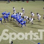Campbellsville vs LaRue County – PLAYOFFS – MS Football 2014 – VIDEO