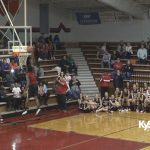 Taylor County HS Basketball 2014-15 Big Red Madness DUNKS – VIDEO
