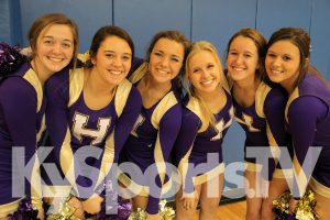 Cheerleaders of 2015 LIT PHOTOS