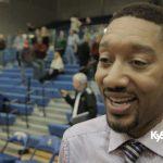 Coach Doug Bibby On Win Over Trinity In LIT – VIDEO