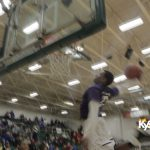 Bardstown HS Tigers Pre-Game DUNKS In 5R Tourney – VIDEO
