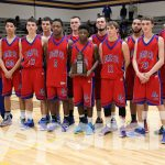 Adair County HS Indians Basketball 2014-15 District Championship – VIDEO