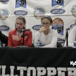 Sweet 16 Press Conference