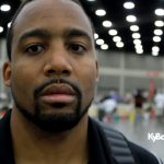 Coach Brandon Moore At 2015 AAU Nationals