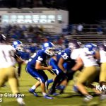 Campbellsville HS Goal Line Stand For Win In 2015 Opener
