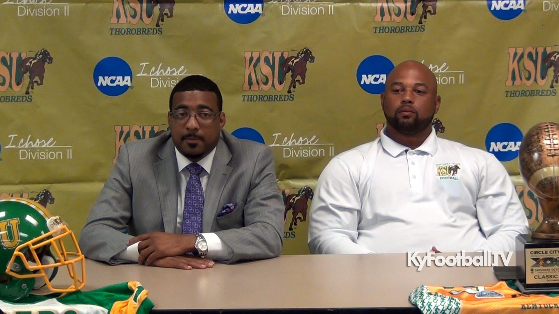 press conference coaches