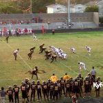 CAL vs Central – HS Football 2015