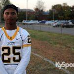 Corey Johnson, Jr On Central HS Football 2015