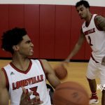 UL Cards Quentin Snider & Raymond Spalding Trash Talk & Go 1 On 1