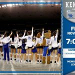 UK VB: No. 24 Kentucky Closes Out Regular Season Hosting Auburn
