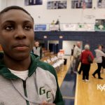 Dominique Compton On Green Co HS Hoops 2015-16