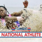UK T&F: Sha'Keela Saunders Named National Athlete of Week