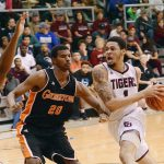 Campbellsville MBB Falls To #5 Georgetown in NAIA Game of Week