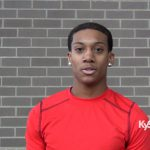 Kasaun James On North Hardin HS Track & Field