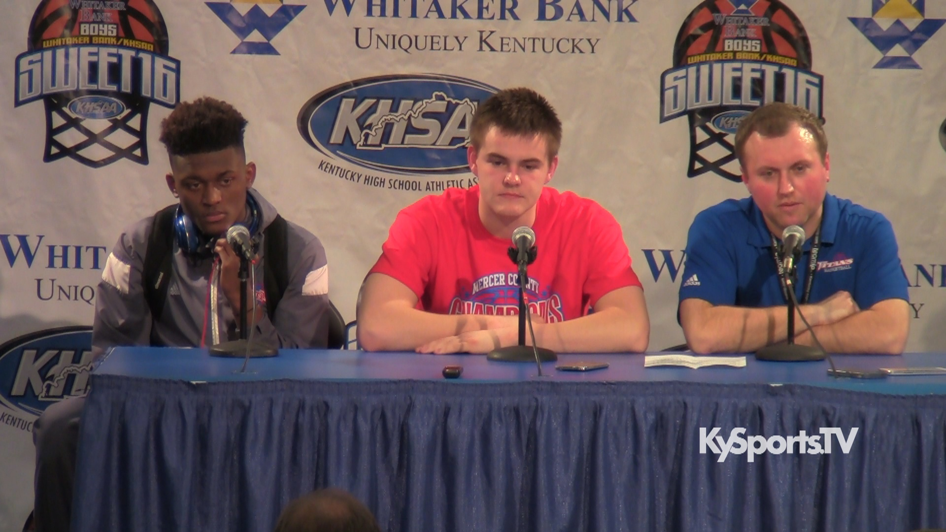 Press Conference 2016 Sweet 16