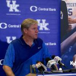 UK Basketball Asst Coach Robic On Poythress Injury & vs Georgia