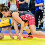 Campbellsville's Kayla Miracle wins World Gold Medal at Dave Schultz International