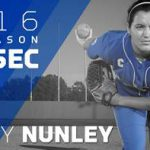 UK SB: Kelsey Nunley Named Preseason All-SEC
