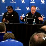 Mark Stoops Talks NMSU & Florida Loss