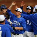 NO. 25 UK BASEBALL OPENS 2016 SEASON AT WOFFORD