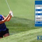 Womens golf 2016