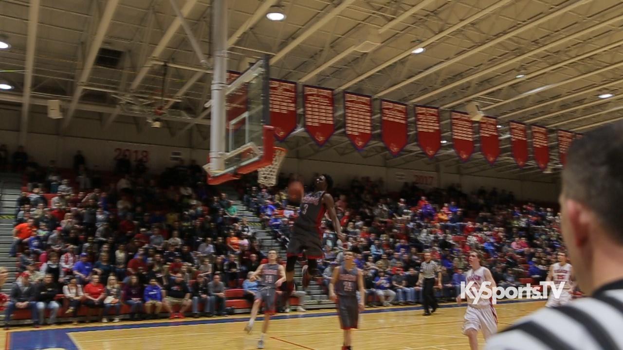 Taylor County High School basketball