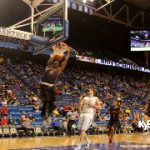 Dontell Brown steal & breakaway DUNK for Dunbar in 2016 Sweet 16