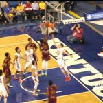 Kelshawn Knight-Goff DUNK #2 for Doss at 2016 Sweet 16