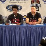 Dunbar 2016 Sweet 16 Press Conference vs Newport Central Catholic