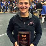 Campbellsville's Kayla Miracle wins University Nationals, qualifies for U.S. Olympic Trials