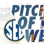 UK Softball's Meagan Prince Awarded SEC Pitcher of the Week