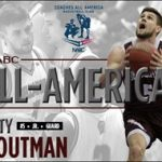 Bellarmine's Rusty Troutman named as NABC All-American