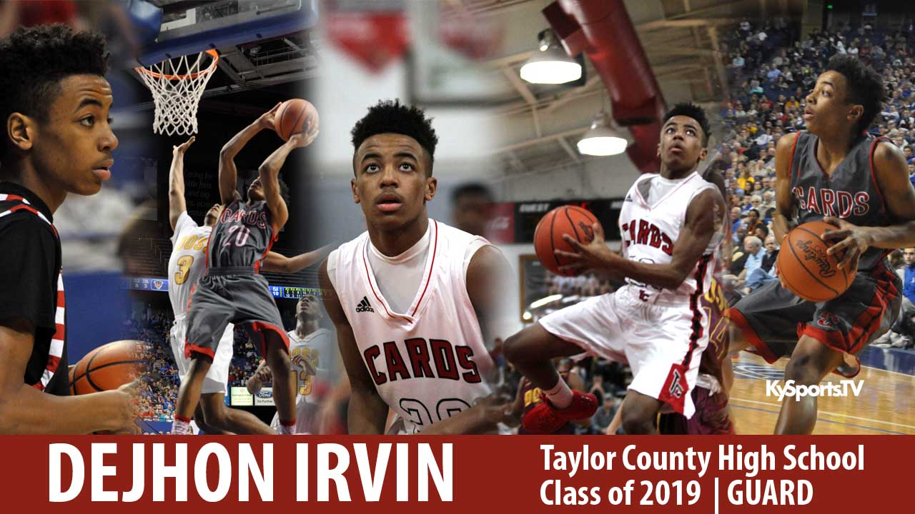 Taylor County High School Cardinals basketball