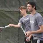 Bellarmine men's tennis falls in close one to Lewis
