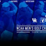 UK Mens Golf Set to Tee Off at the NCAA Championship on Friday