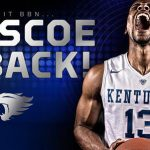UK's Briscoe Plans to Return for 2016-17 Season