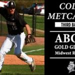 Bellermine's Metcalfe earns regional Gold Glove award from ABCA