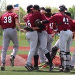 Bellarmine Baseball stuns No. 18 Quincy in GLVC Tourney